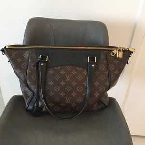 Louis Vuitton Estrela NM Monogram Canvas Handbag
